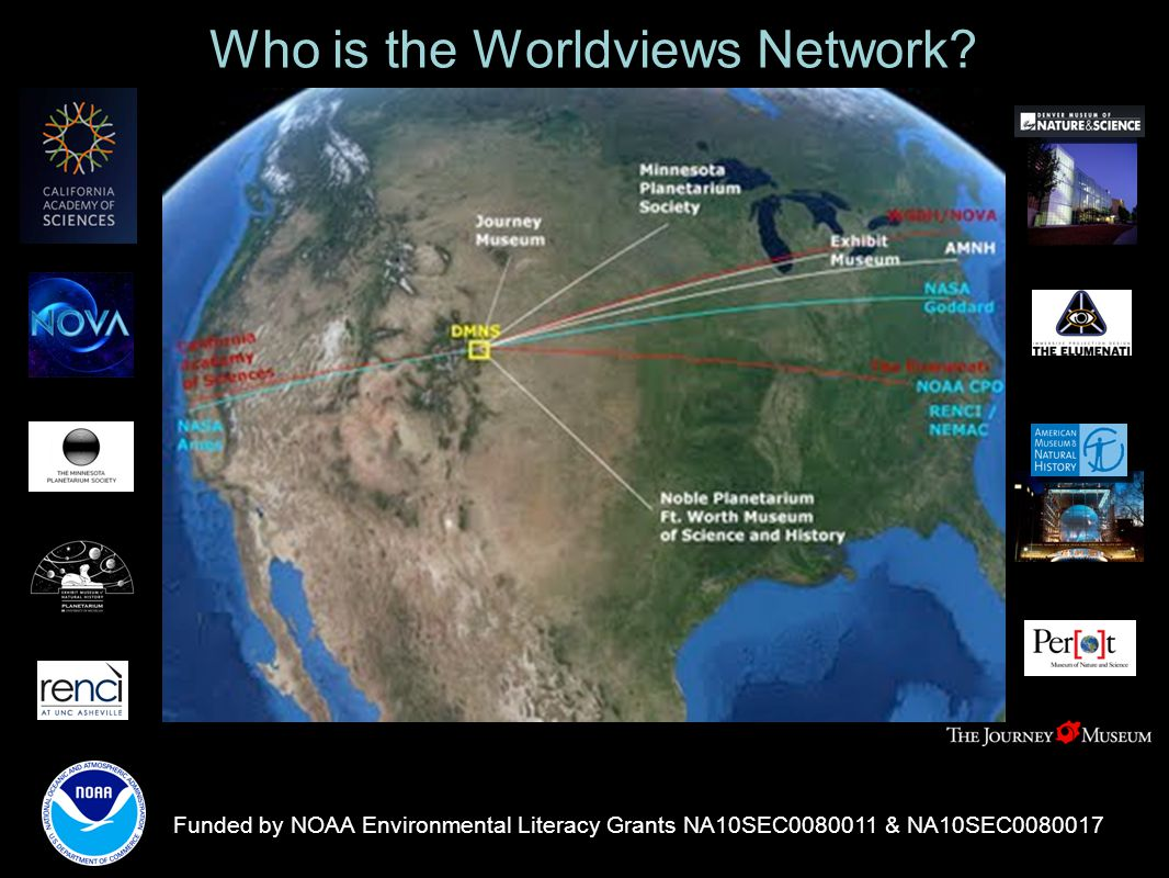 Who is the Worldviews Network.