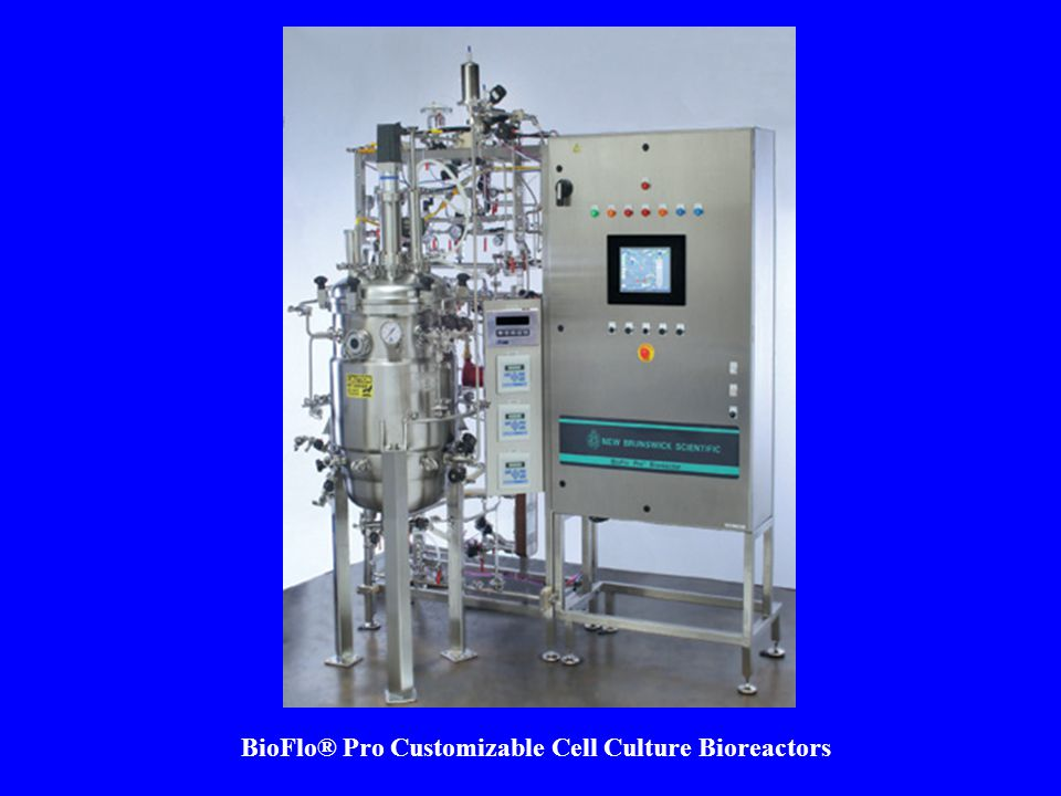 BioFlo® Pro Customizable Cell Culture Bioreactors