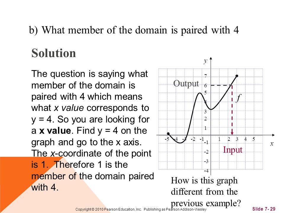 Slide 7- 29 Copyright © 2010 Pearson Education, Inc.