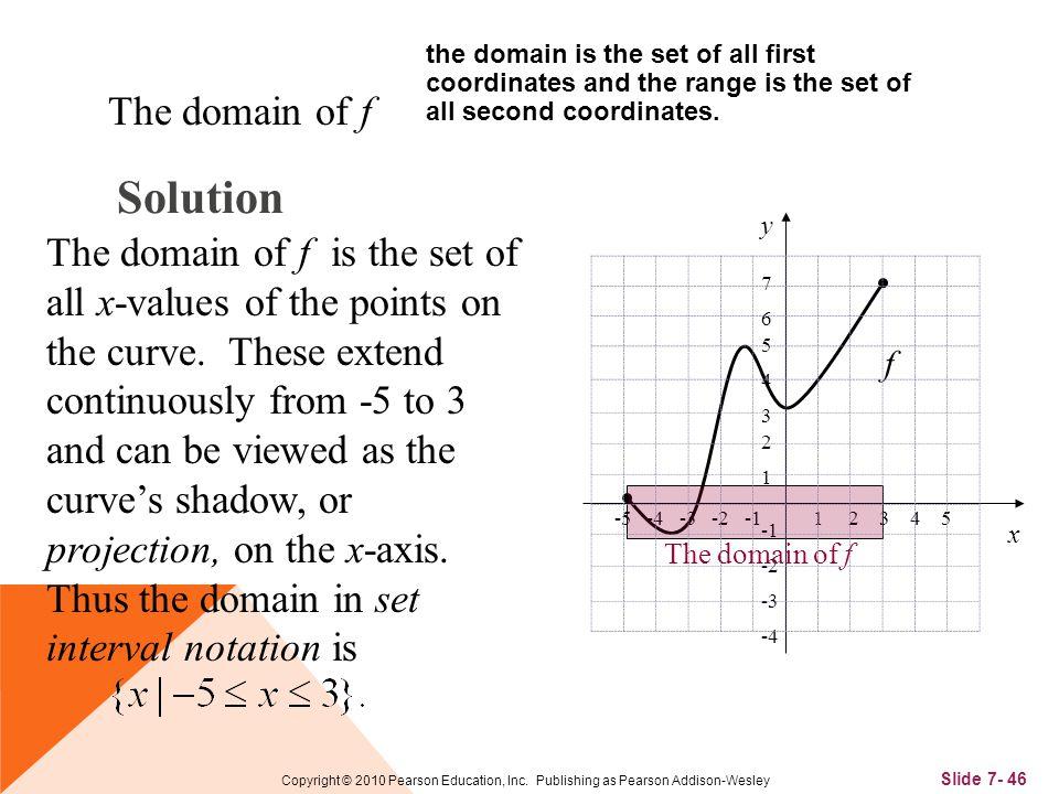 Slide 7- 46 Copyright © 2010 Pearson Education, Inc.