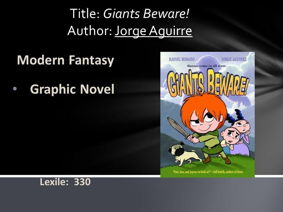 Giants Beware.