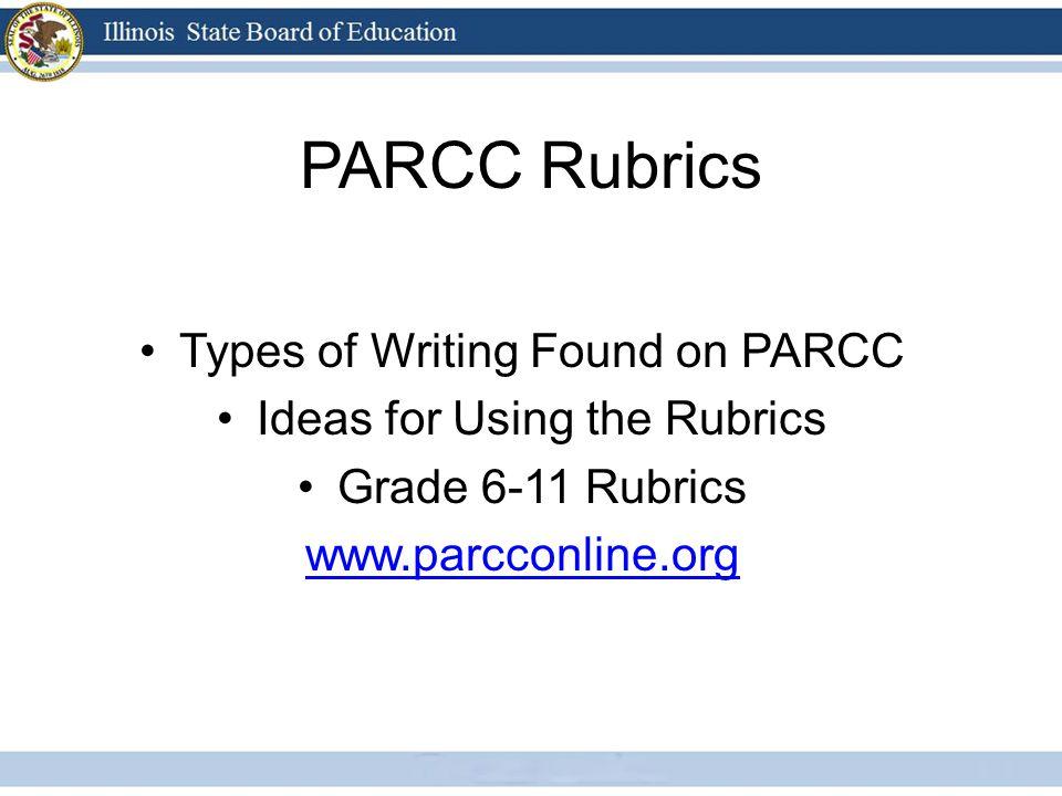 Essay Writing Rubric
