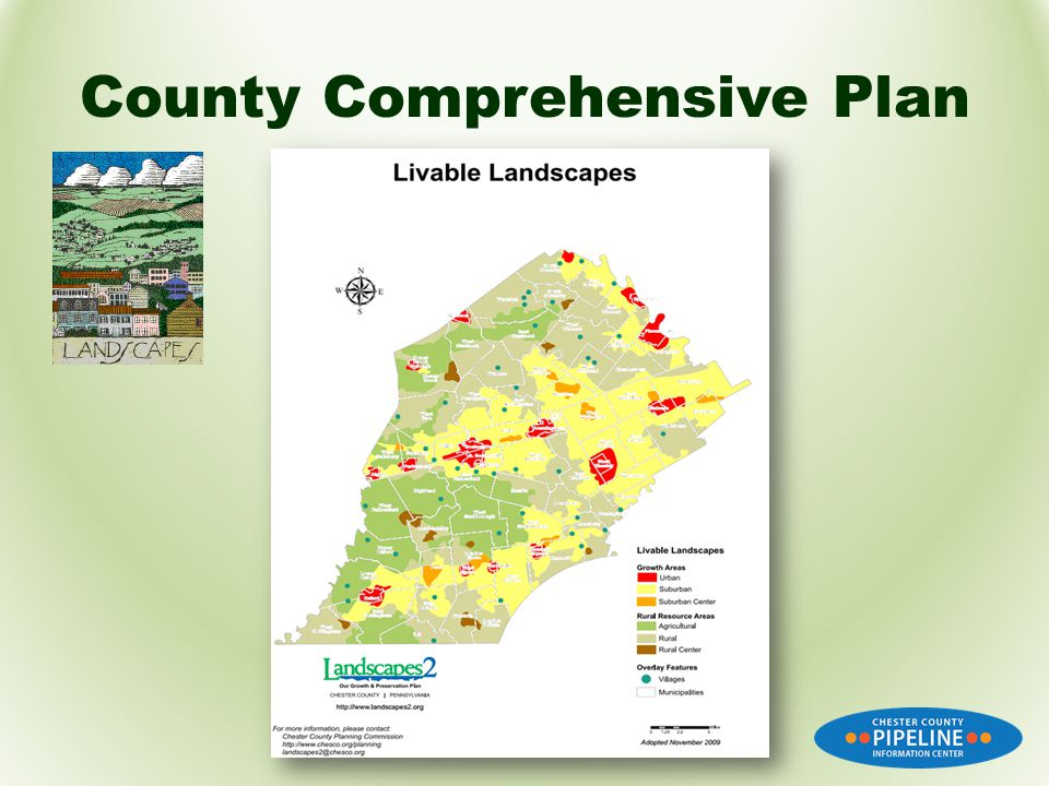 County Comprehensive Plan