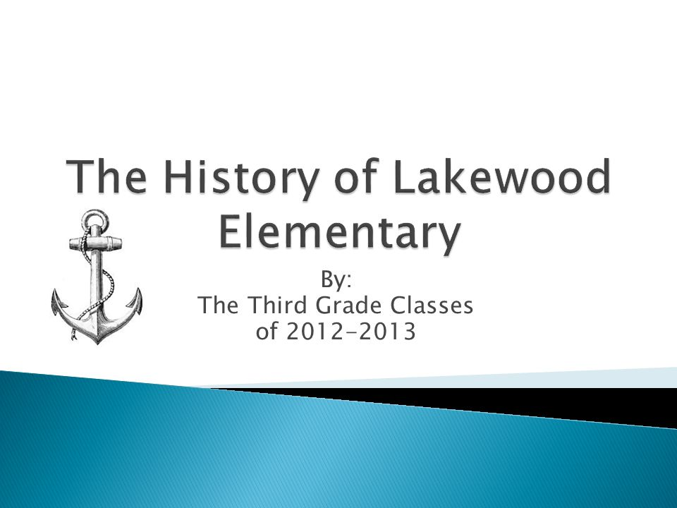  Our purpose for researching the history of Lakewood Elementary was to know all the answers to our burning questions that we wanted to know about Lakewood Elementary.