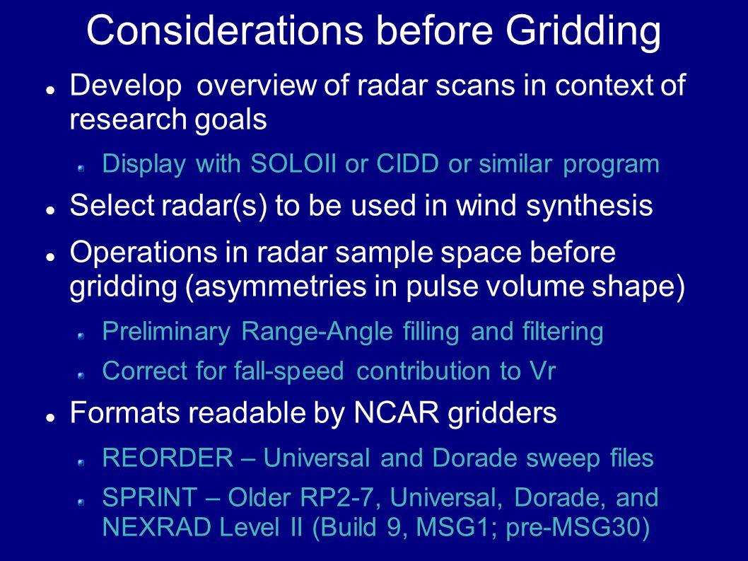 STEPS 2000 Triple-Doppler Radar Network Severe Thunderstorm Electrification and Precipitation Study CSU/CHILL KGLD SPOL