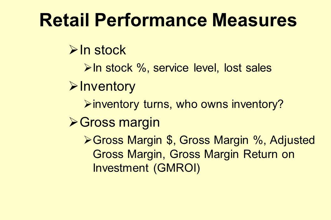 Key Retail Planning Strategies  Plan assortment strategy  Plan merchandise pricing strategy  Plan delivery strategy  Evaluate vendor offerings