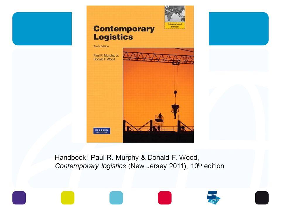 Introduction into Logistics Course Outline 12.05 Introduction 13.05 SCM Concept, Inventory 14.05 Demand Management, Warehousing Management 15.05 Transportation Management, International Logistics 16.05 Poster Session