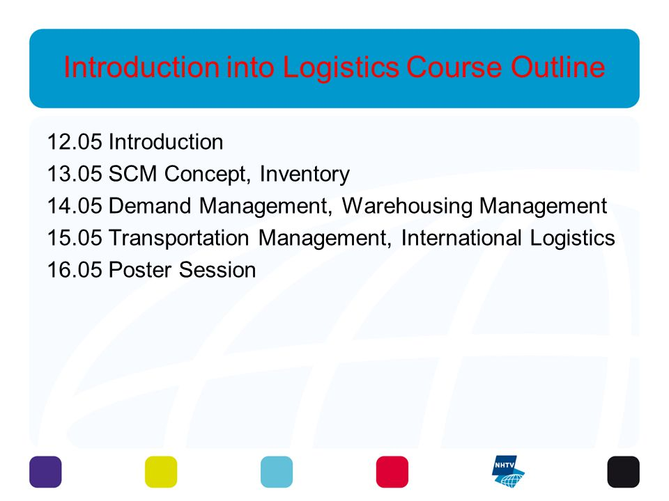 Inventory Management: Special Concerns FiFo Complementary items Dead inventory Deals Defining stock-keeping units (SKUs) Informal arrangements outside the distribution channel Repair and replacement parts Reverse logistics Substitute Products 35 - 3