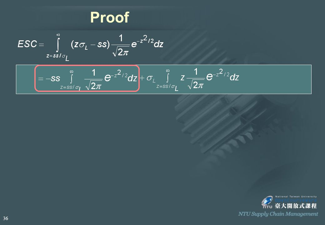 Proof 36