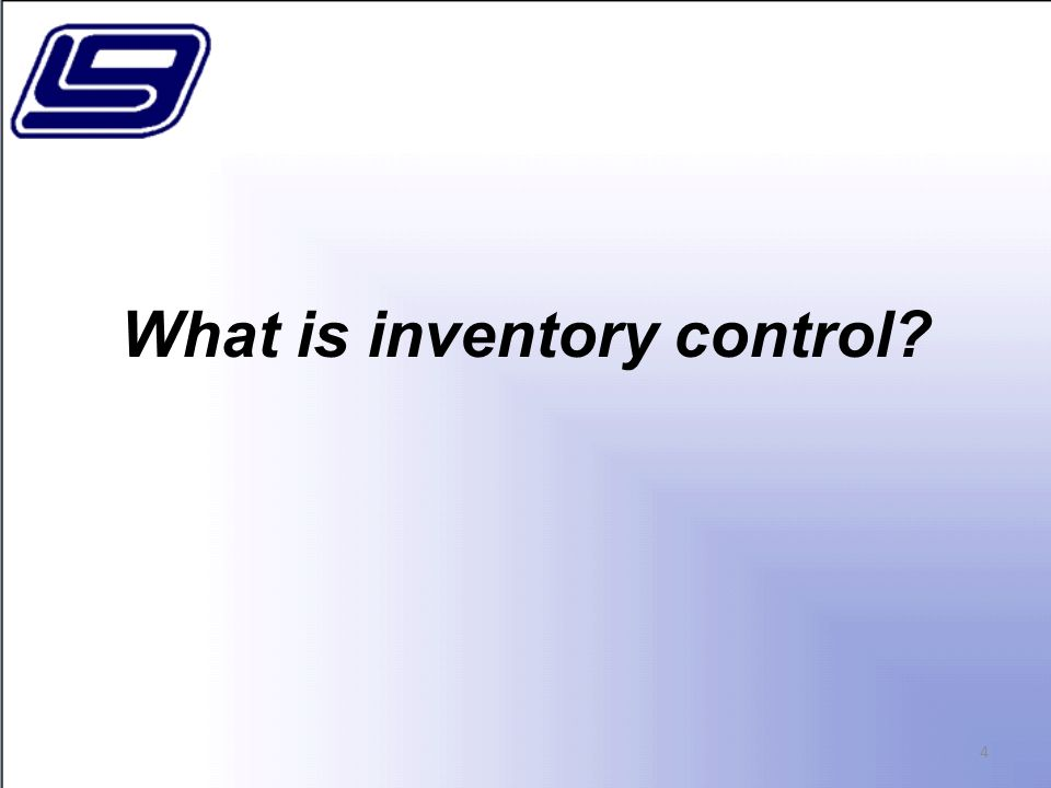 The Inventory Control System allows you to keep track of material and supplies used in the day to day operation of a utility.