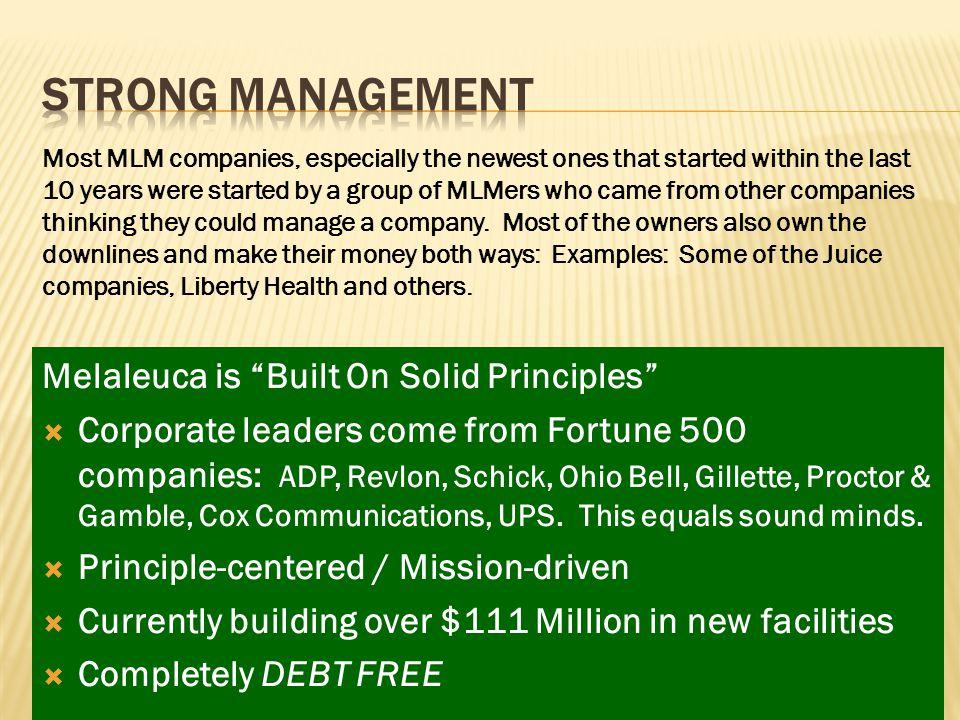  No hype: CEO Frank L.