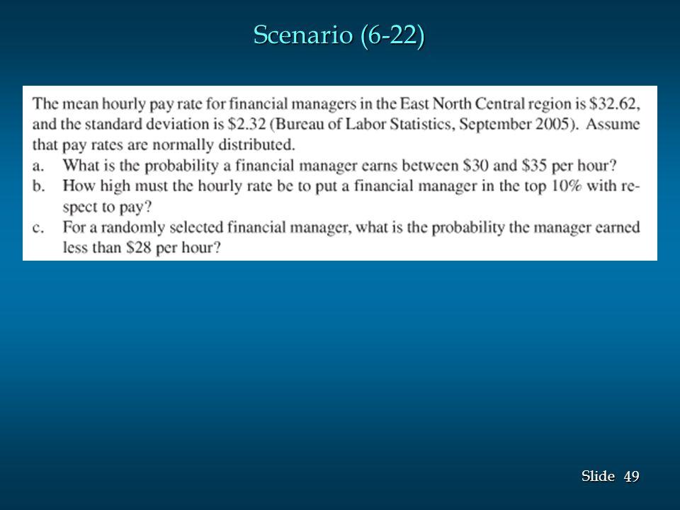 49 Slide Scenario (6-22)