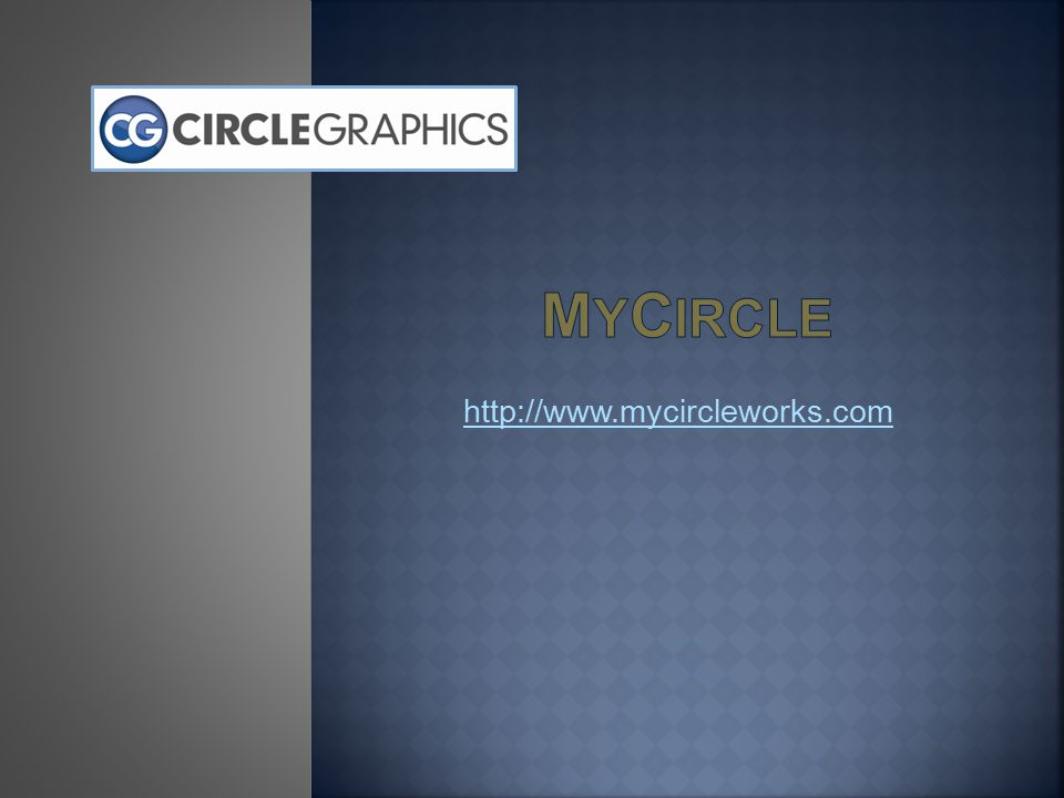 http://www.mycircleworks.com