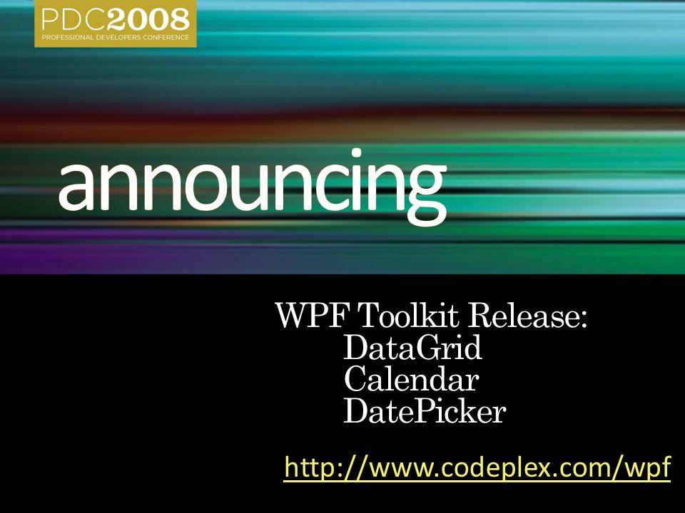 http://www.codeplex.com/wpf