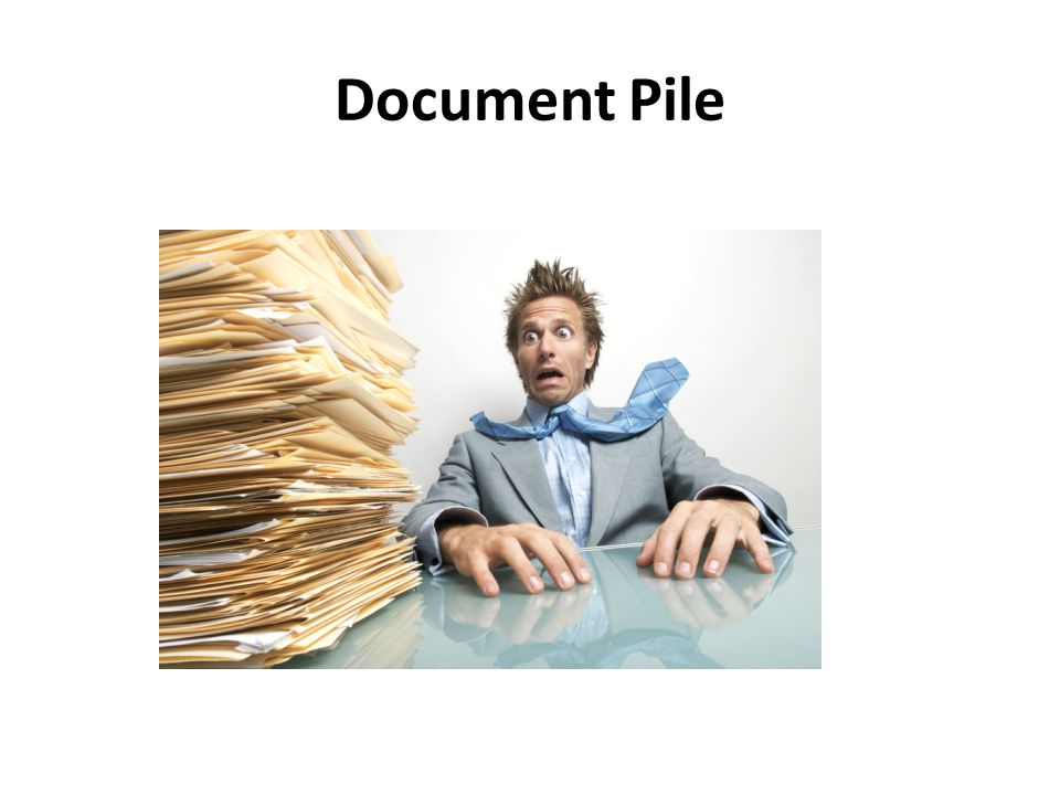 Document Pile