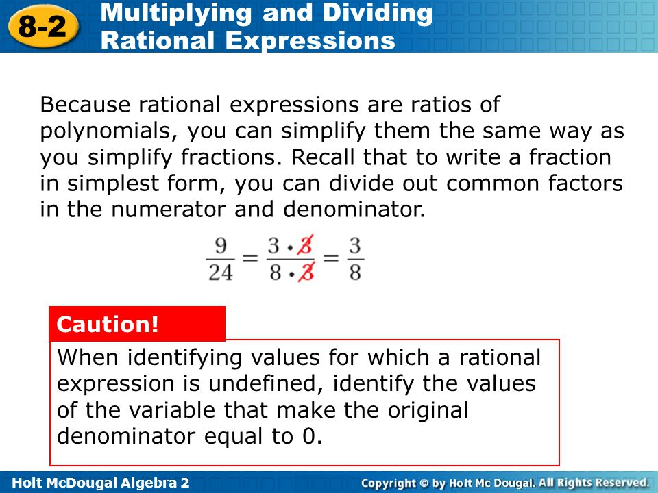 Multiplication And Division Of Rational Expressions Worksheets – Simplifying Rational Expressions Worksheet Algebra 2