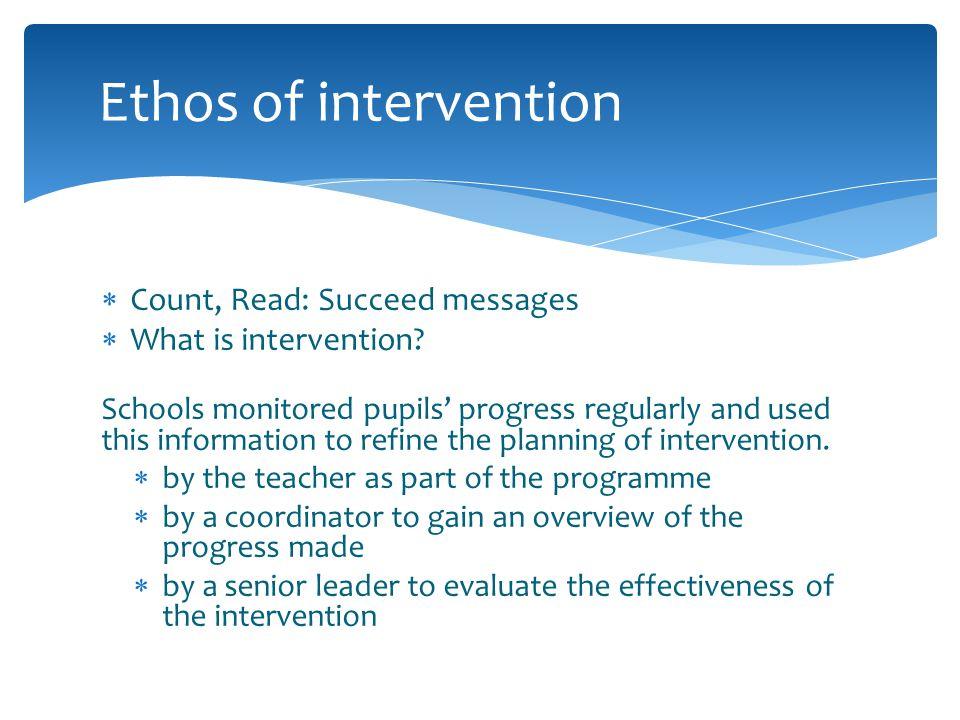 Effective Signature intervention pupils teachers leadershipplanning Monitoring & evaluating Collaboration & Communication parents 7 quality indicators