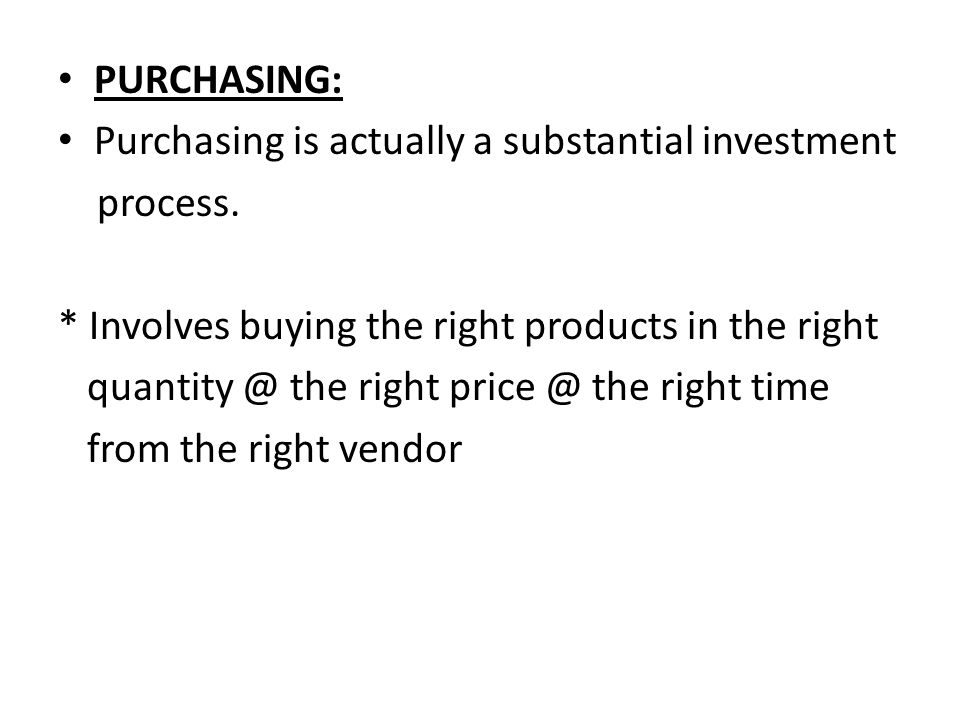 1) Acquisition cost: the price the pharmacy pays for the product.