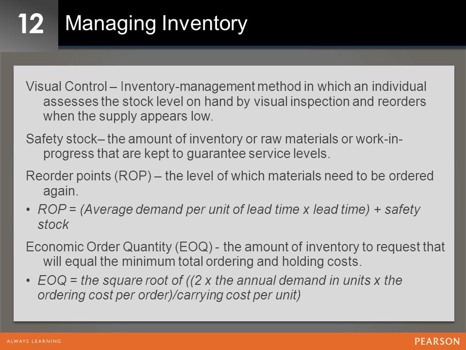 12 Total Quality Management Total Quality Management (TQM) – the quality assurance methodology of striving for strategic advantage through quality.