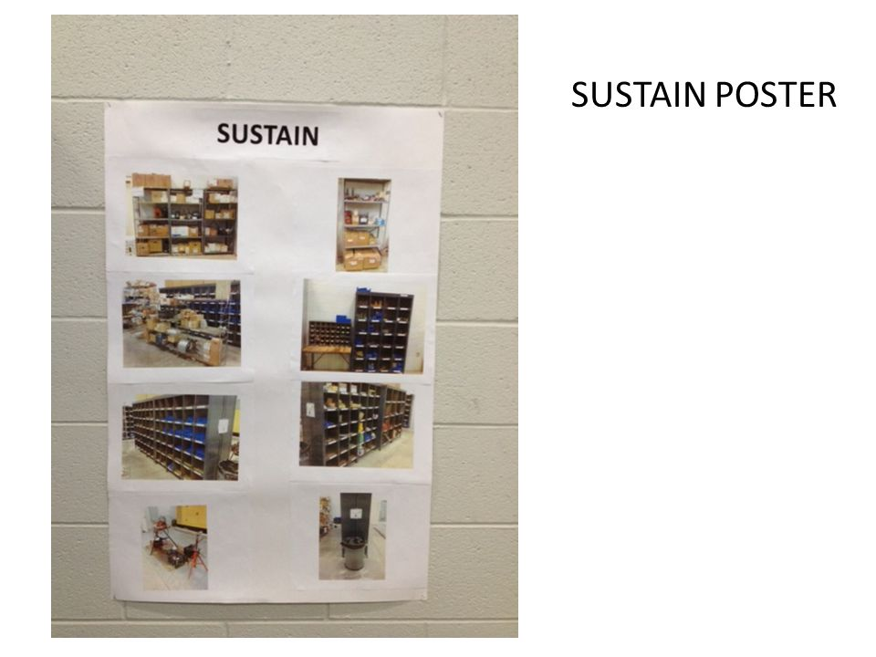 SUSTAIN POSTER