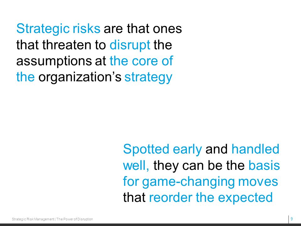 10 Signals often weak Sources may be in other industries or geographies Unclear what to look for Traditional tools and methods don't reliably detect what's over the horizon No historical precedent Why is it so challenging.