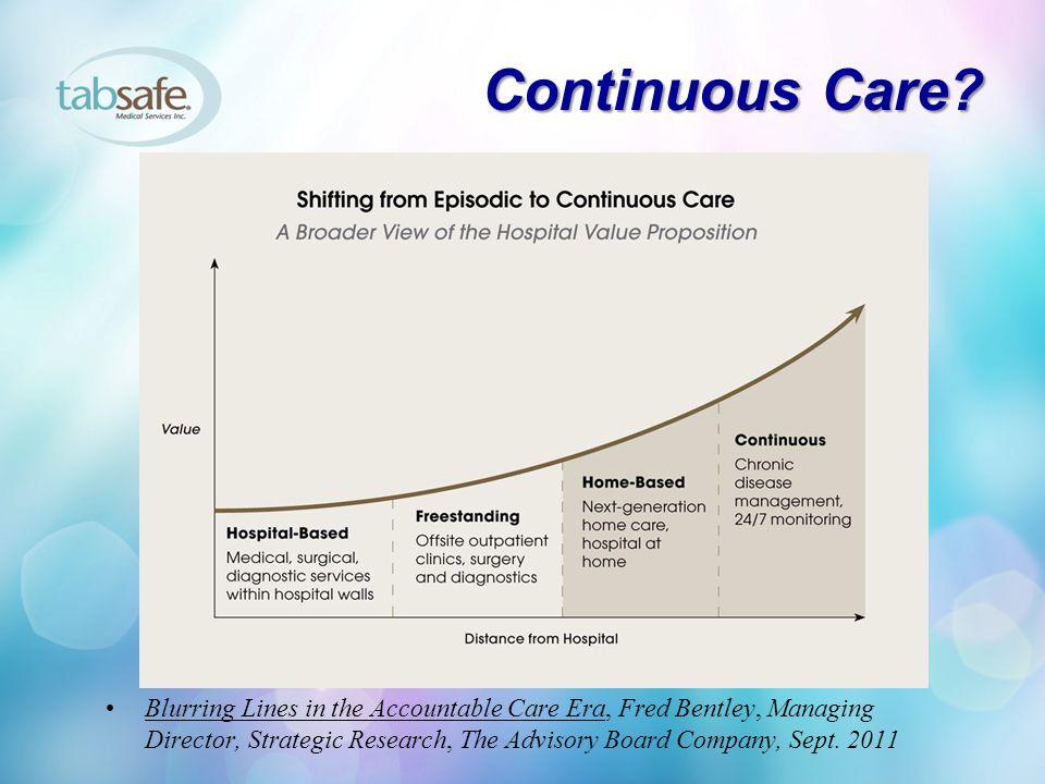 Continuous Care.
