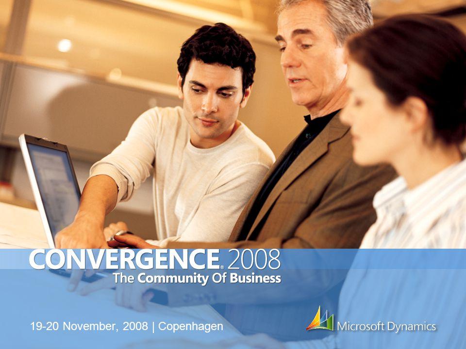 19-20 November, 2008 | Copenhagen