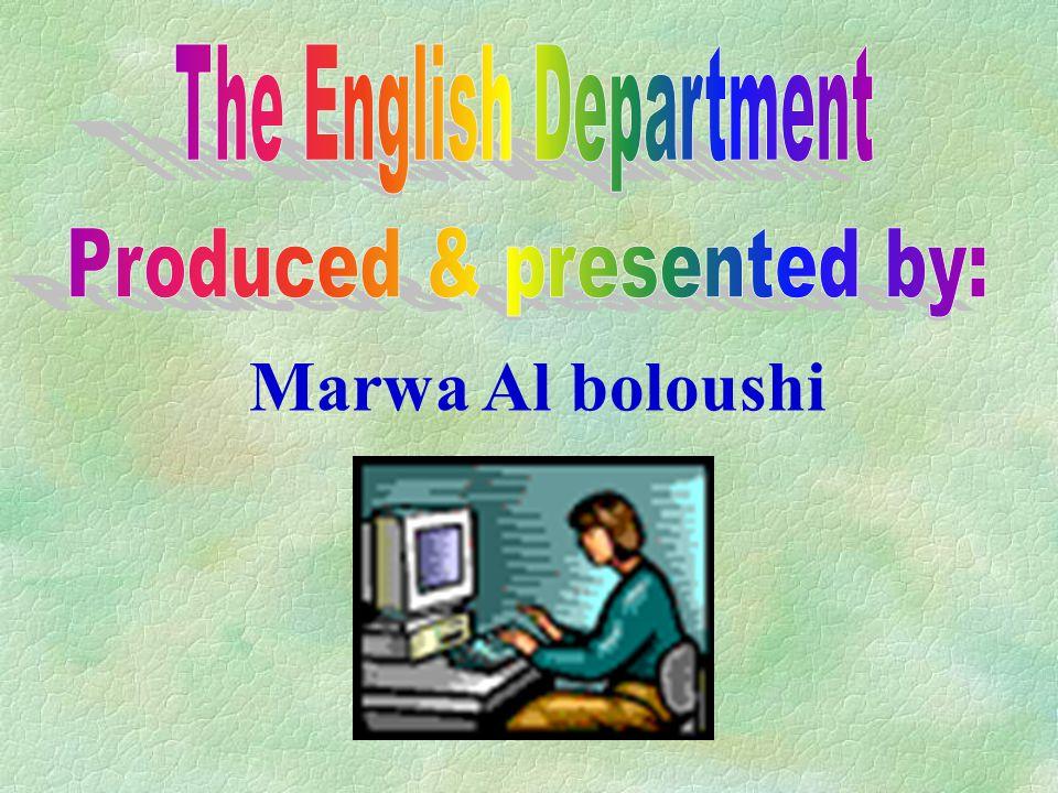 Marwa Al boloushi