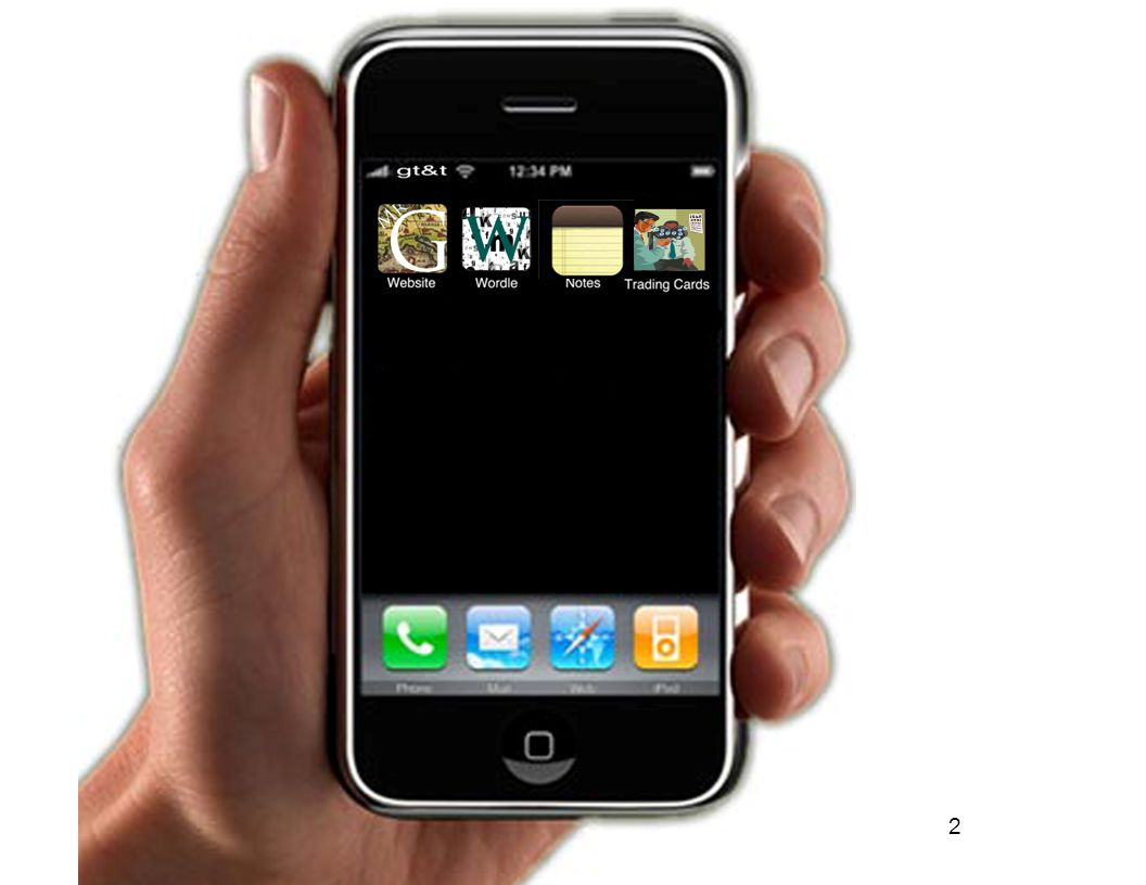 1 The GPhone You Will Create Eleven Applications Related To World
