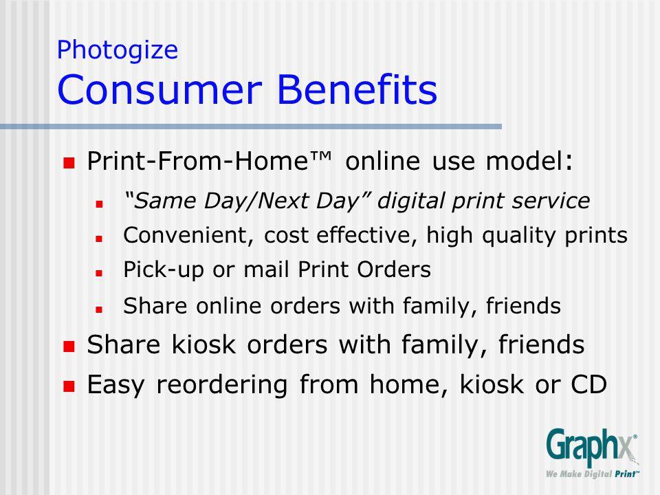 Leading Photo Retailers Use Photogize Today