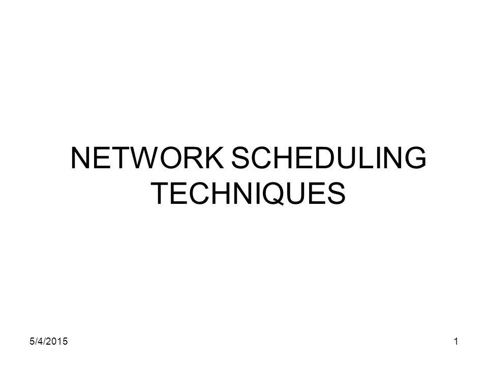 5/4/20152 Network Diagrams  PMI defines the scheduling process as: the identification of the project objectives and the ordered activity necessary to complete the project including the identification of resource types and quantities required.  Project scheduling defines the network logic for all activities that must either precede or succeed other tasks from the beginning of the project until its completion.