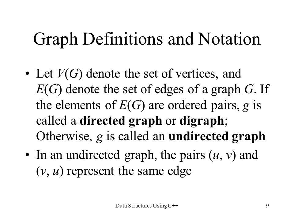 Data Structures Using C++40 Prim's Algorithm
