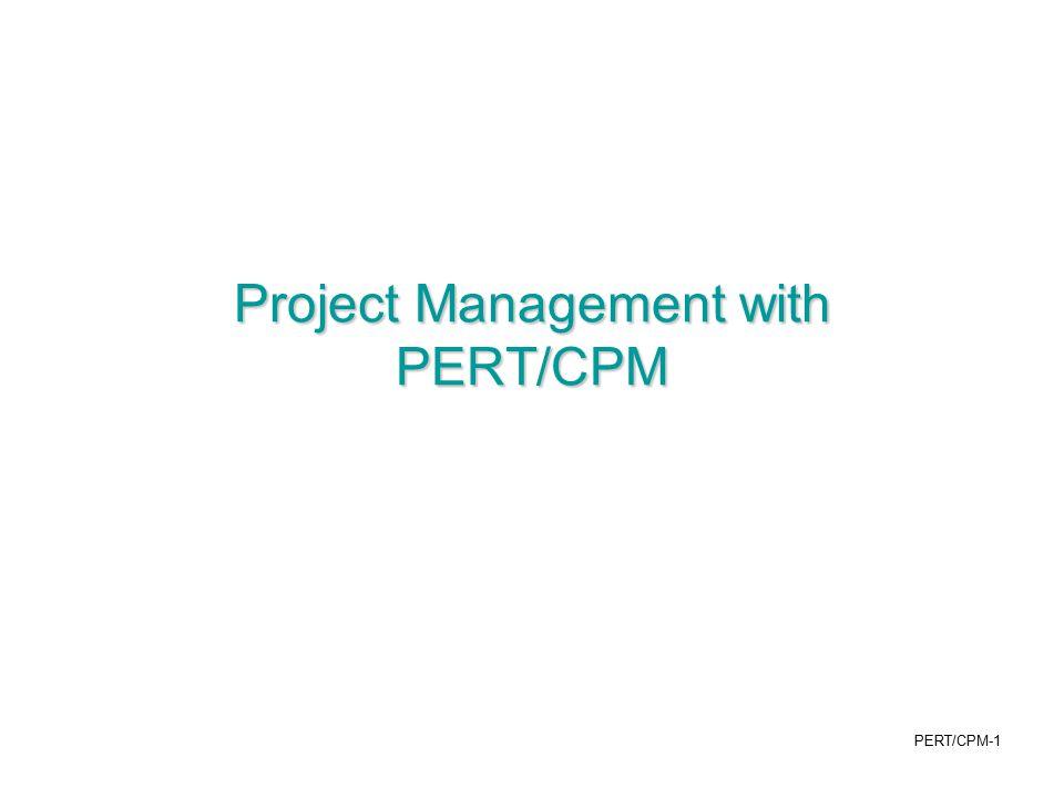 PERT/CPM-12 Slack for Reliable's activities ActivitySlack (LF - EF)On Critical Path.