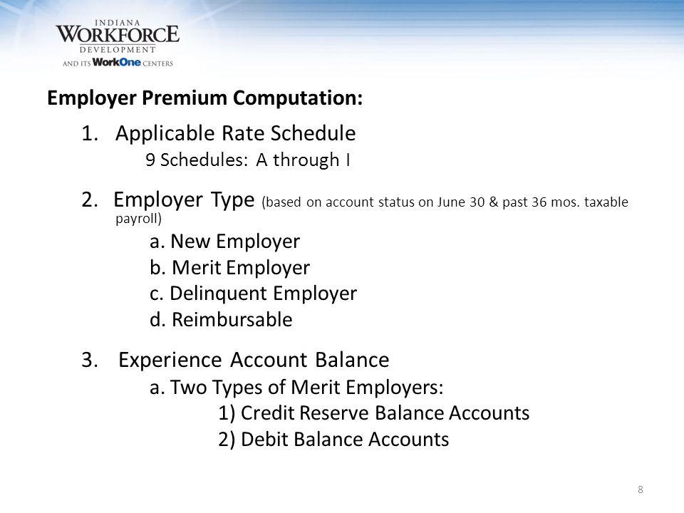 Reimbursable Employers: Not-for-profit and governmental employers may choose to be reimbursable employers.