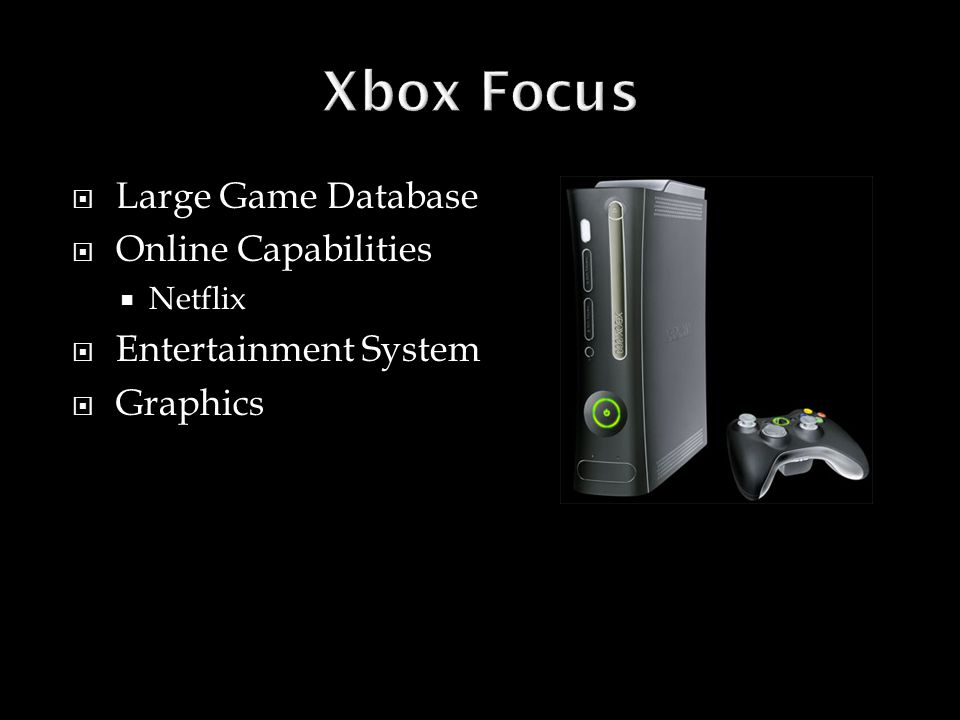  Launched November 17, 2006  Predecessor of Playstation 2  Developed by Sony  Seventh Generation Video Game Console