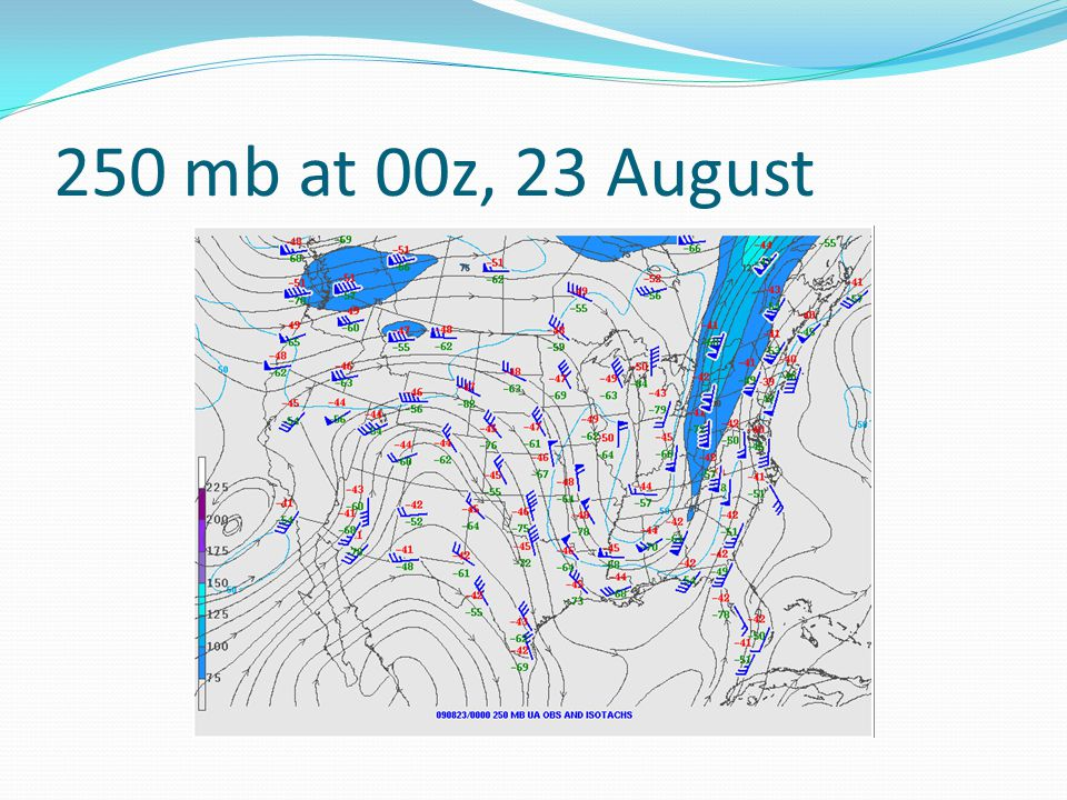 250 mb at 00z, 23 August