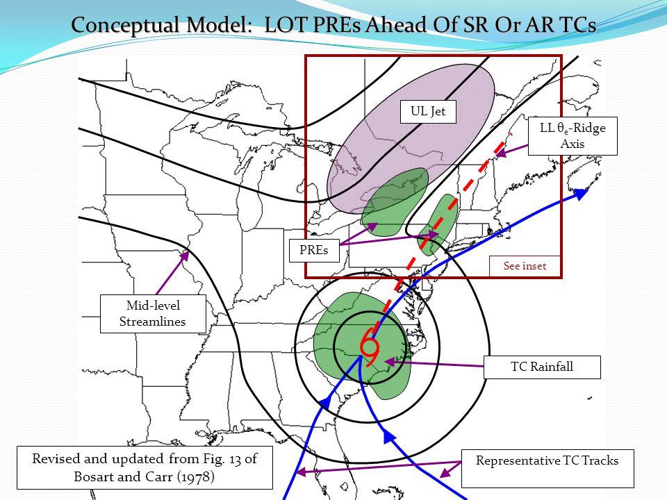 Heavy Rainfall Event Just off the Mid-Atlantic Coast