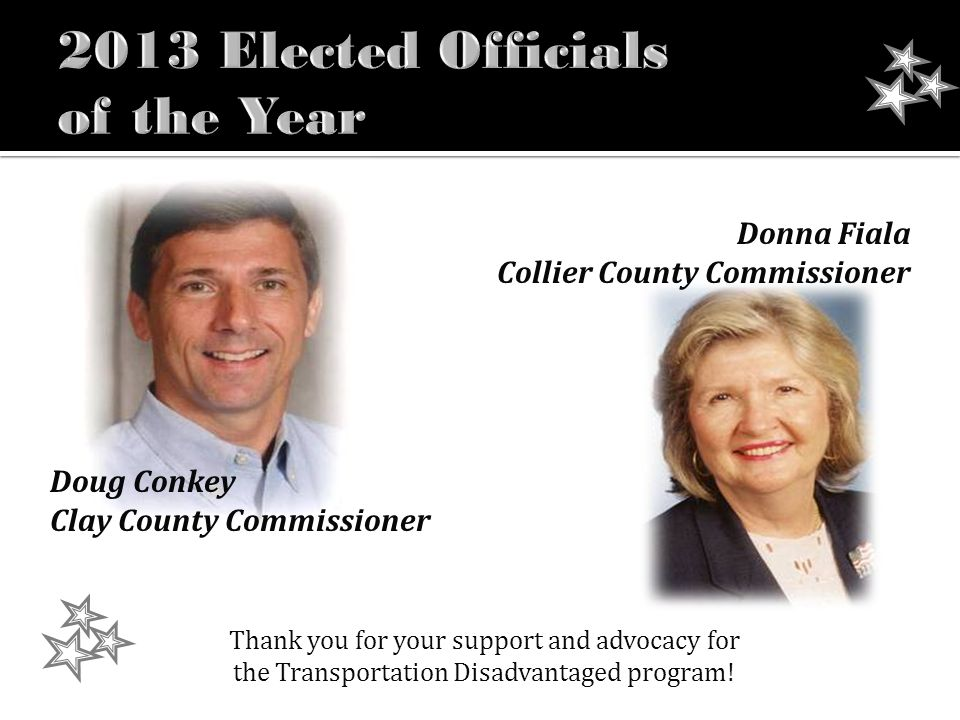 Collier County Local Coordinating Board Martin County Local Coordinating Board Miami-Dade County Local Coordinating Board Putnam County Local Coordinating Board and the winner is...