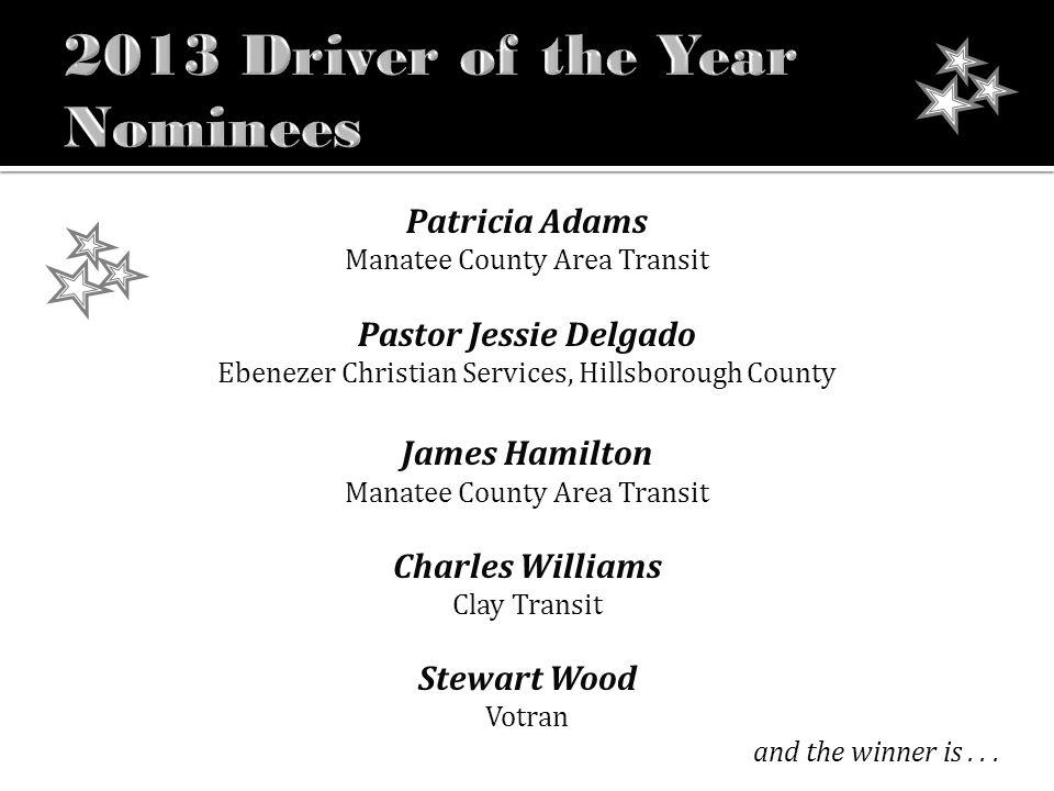 2012 Award Recipients