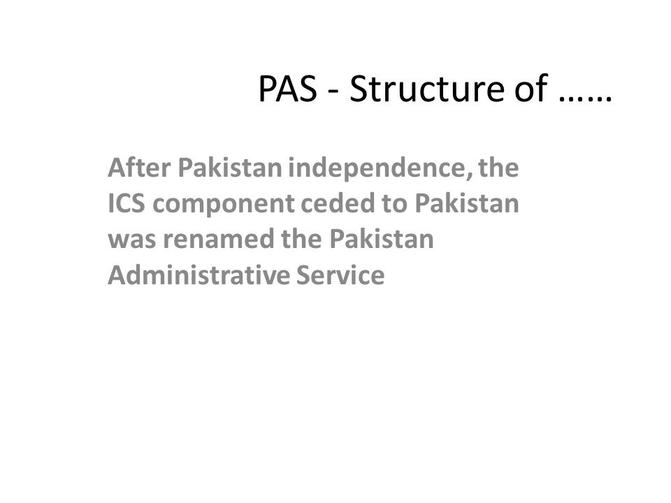 Appointment of …… BPS-18 Deputy Commissioner (DC) for a smaller district Political Agent (PA) for a smaller agency Additional Deputy Commissioner (ADC) for a larger district Additional Political Agent for a larger agency Senior Section Officer in Federal Secretariat Deputy Secretary to Provincial Government Deputy Director of a Federal / Provincial Department