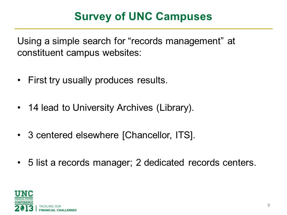 Example of Records Schedule SeriesDescriptionItems Disposition (transfer includes appraisal and final disposition to be determined by the University Archivist) Compliance CitationRecord Custodian Administrative Records AdministrativeAdministrative and official daily operations of an individual office.