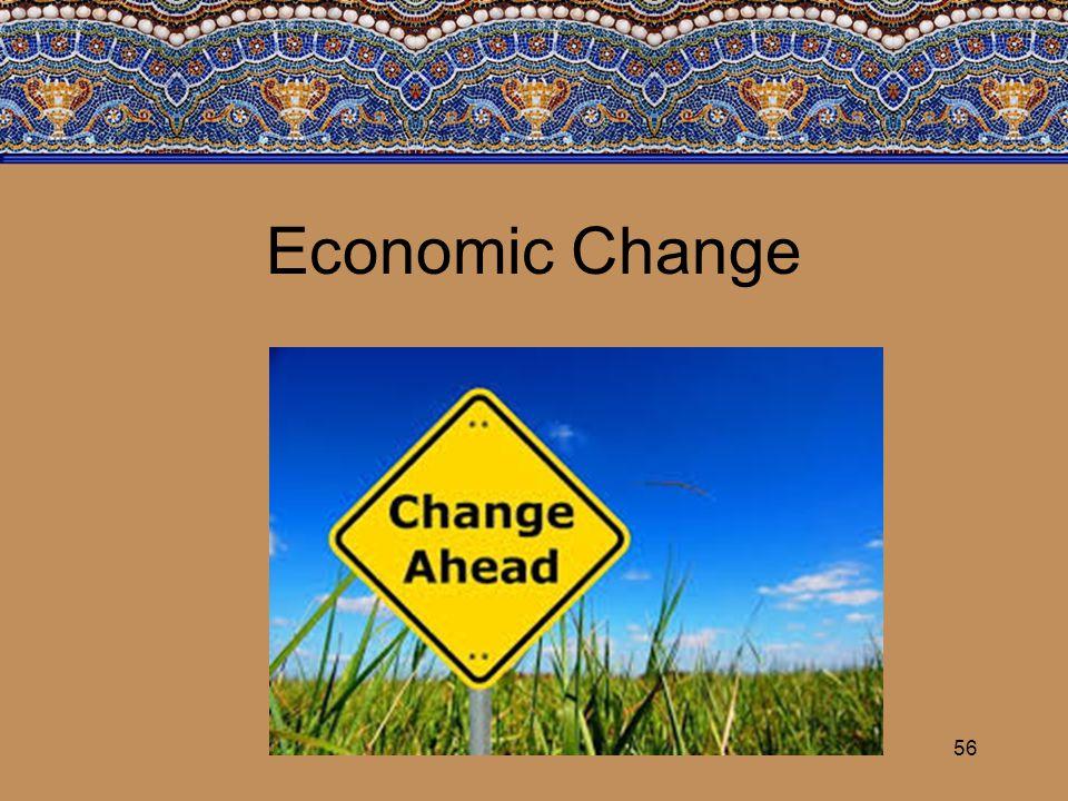 Economic Change 56