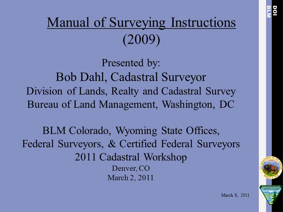 Longview Fibre Co., 135 IBLA 170 (1996) Conclusion of law: Bona Fide Rights In the principle of protecting bona fide rights based on the original survey, the resurvey is to avoid a rigid application of the rules of proportionate measurement.
