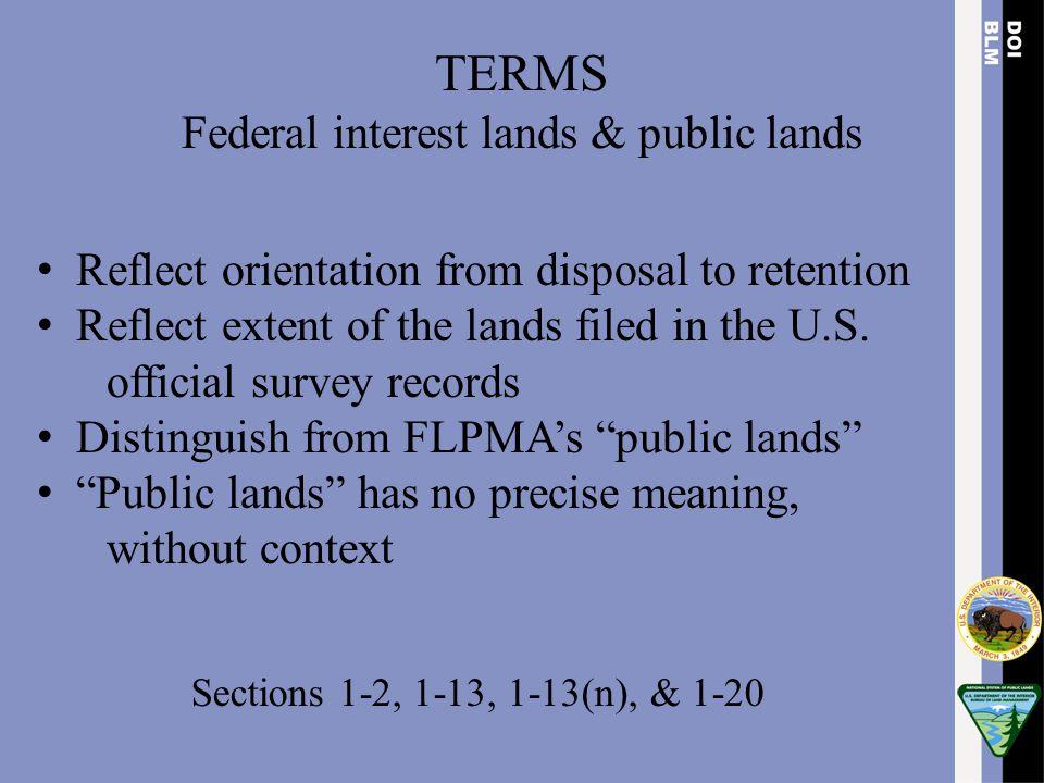State of Alaska, 180 IBLA 243, 257 (2010) Recordable Disclaimer of Interest (43 USC 1745; 43 CFR 1864; sec.