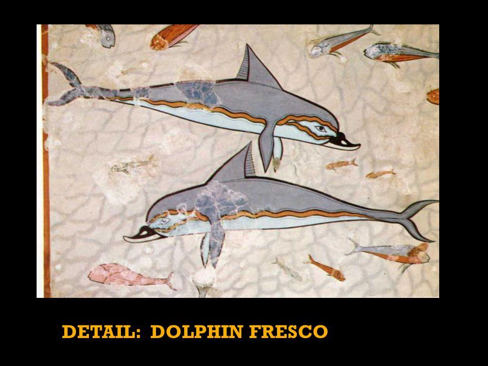 DETAIL: DOLPHIN FRESCO