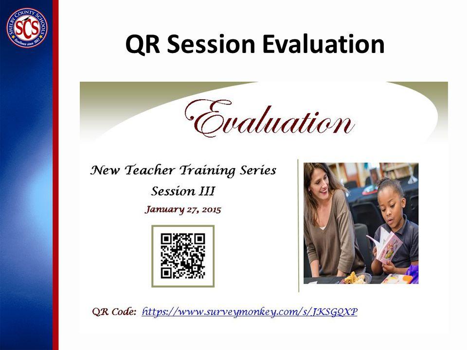 QR Session Evaluation
