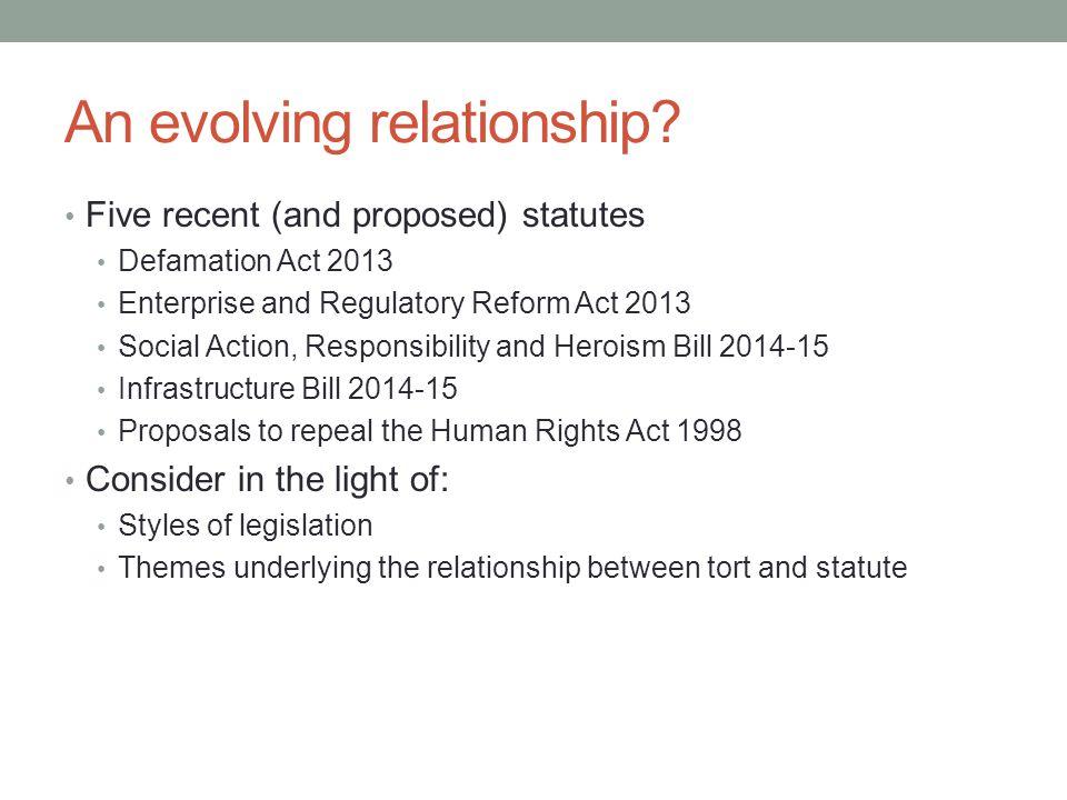 Styles of legislative intervention Introduction, TLTL 1.
