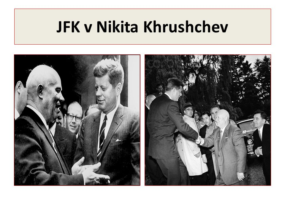 JFK and Berlin Wall A tense 1961 confrontation with the Soviet premier Nikita Khrushchev over Berlin was defused only by the Soviets construction of the Berlin Wall.