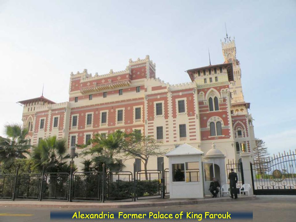 Alexandria Station