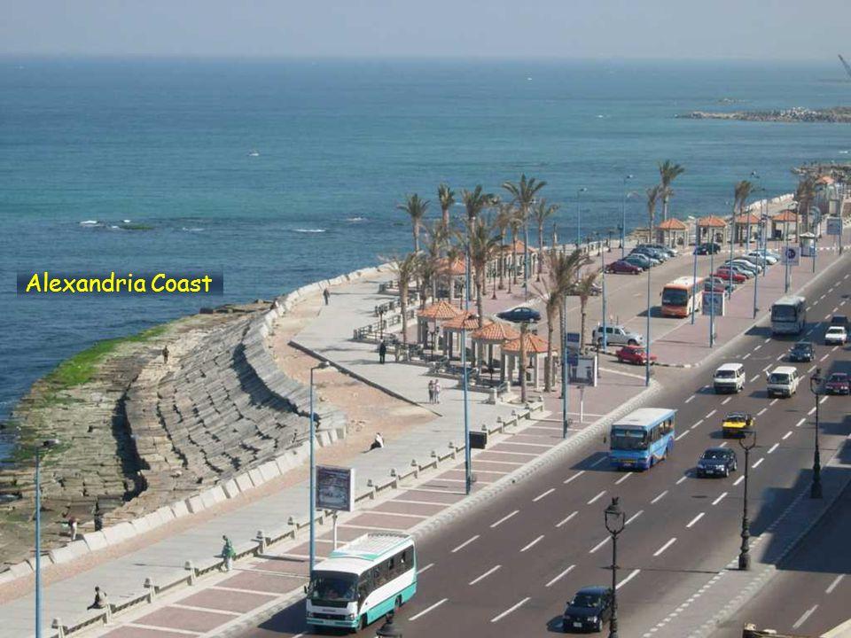 Alexandria - centre